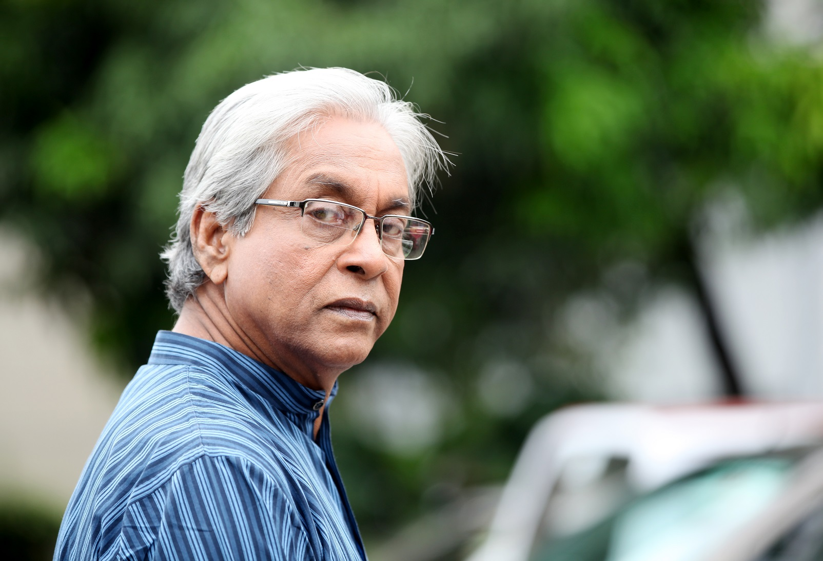 Chashi Nazrul waiting for his two movies' release