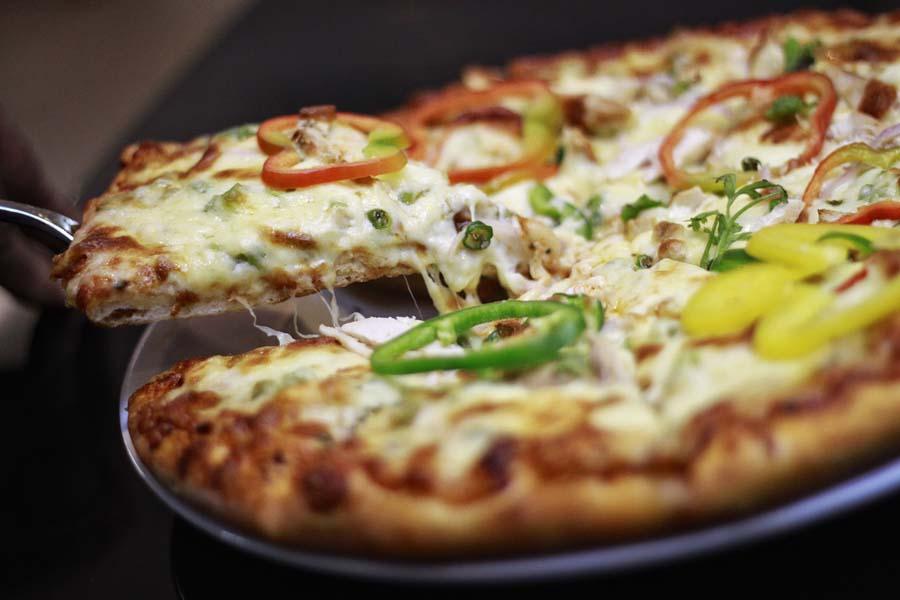Pizza fest at Dhaka Regency