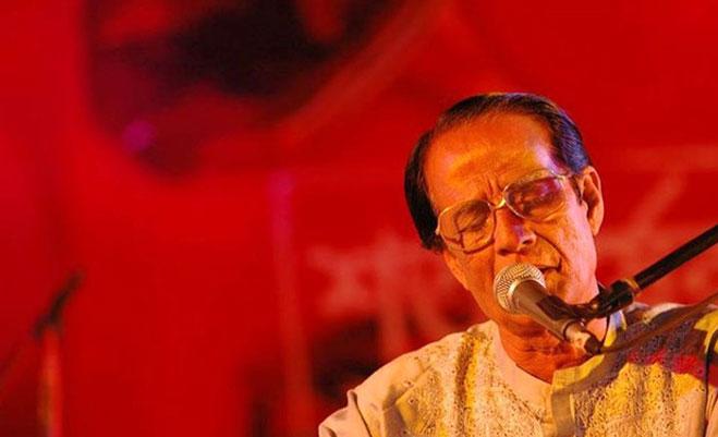 Legendary Folk singer Pandit Ramkanai Das