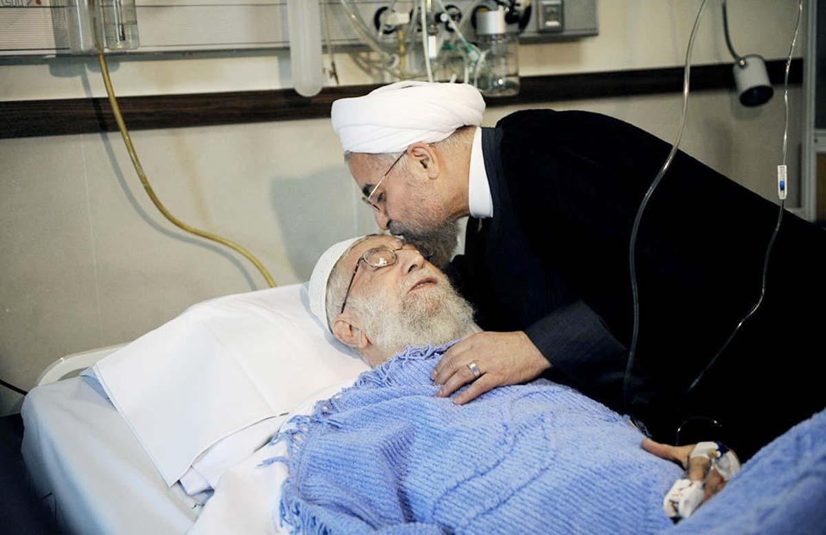 Khameini undergoes prostate surgery