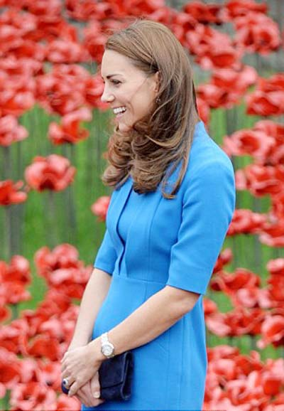 Duchess of Cambridge expecting second baby
