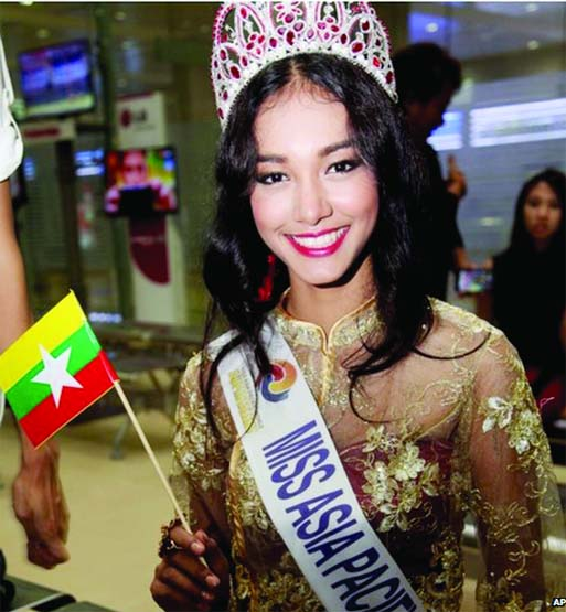 Beauty queen may have to return crown