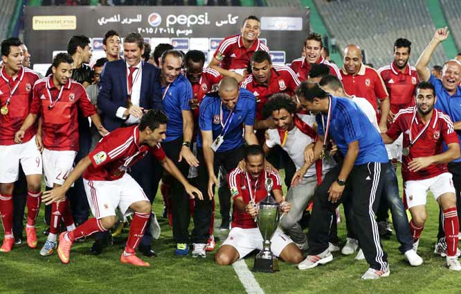 Al Ahly win Egyptian Super Cup ahead of new season