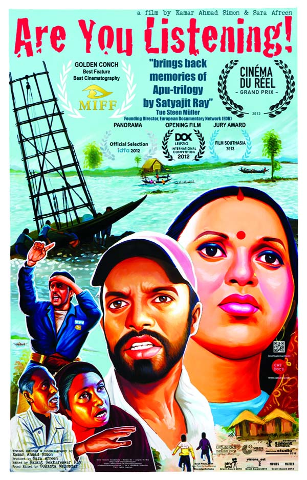 Are You Listening! screening in 30 Indian cities
