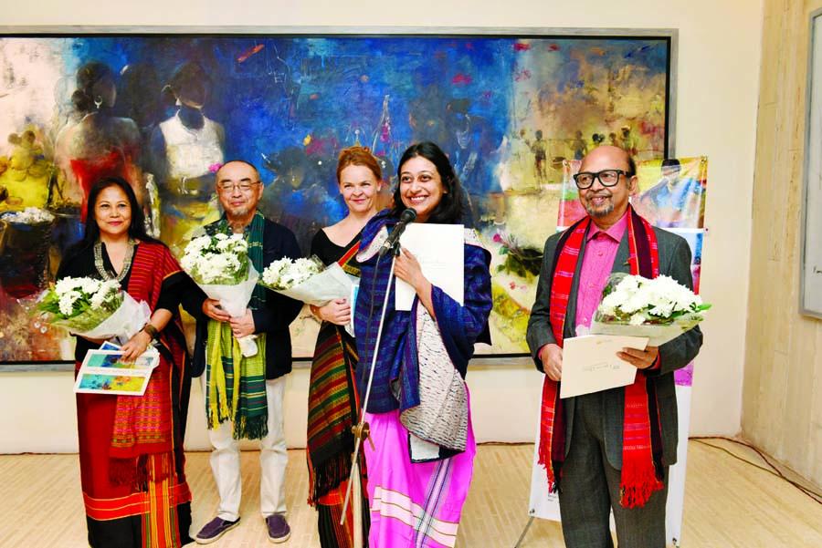 Kanak Chanpa's 'Life Is Here'