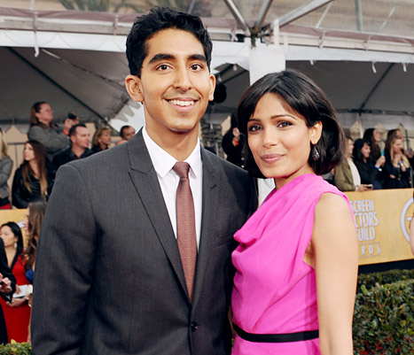 Freida pinto still dating dev patel
