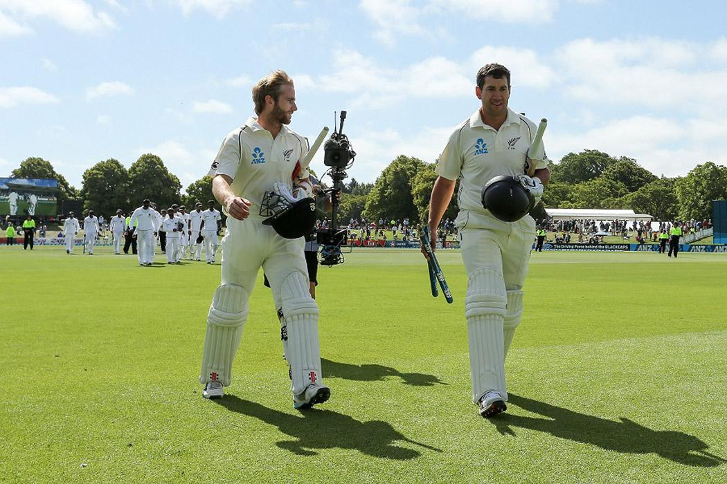 New Zealand beat Sri Lanka in first Test despite spirited resistance