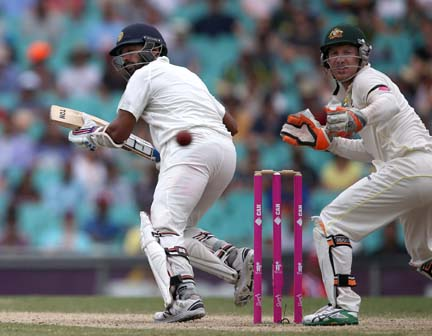 India draw with Australia in final Test