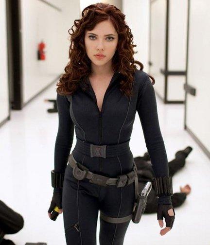 Scarlett Johansson S Return Confirmed For Captain America 3