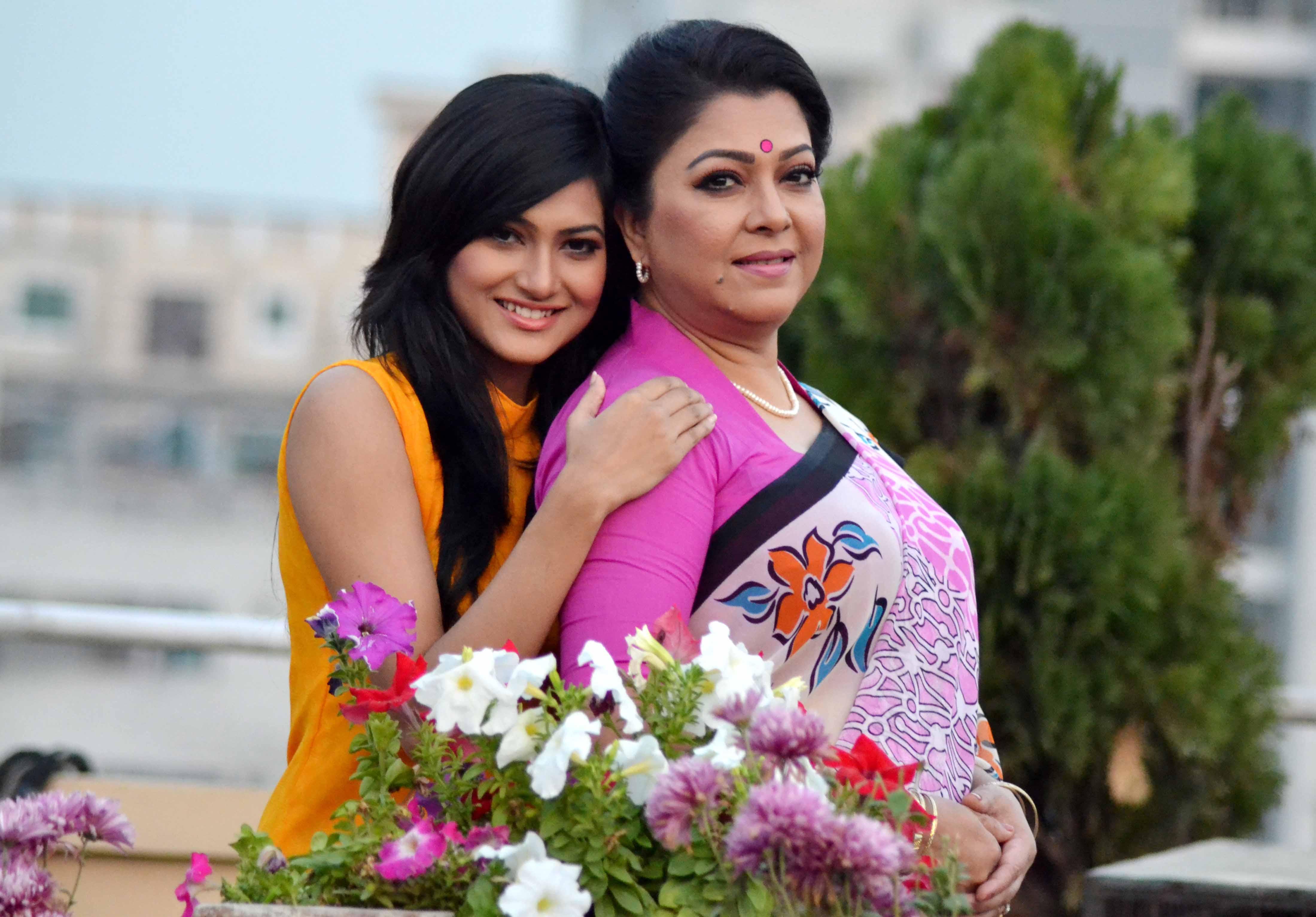 Parveen Sultana Diti Bengali actress