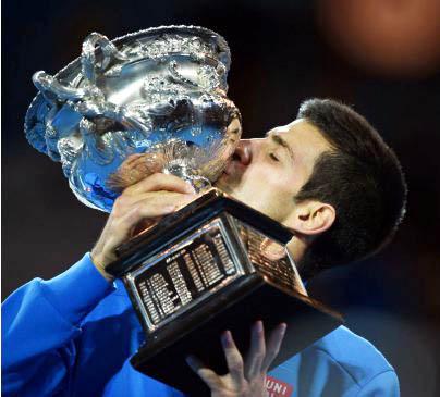 Novak Djokovic beats Andy Murray to win fifth Australian Open title