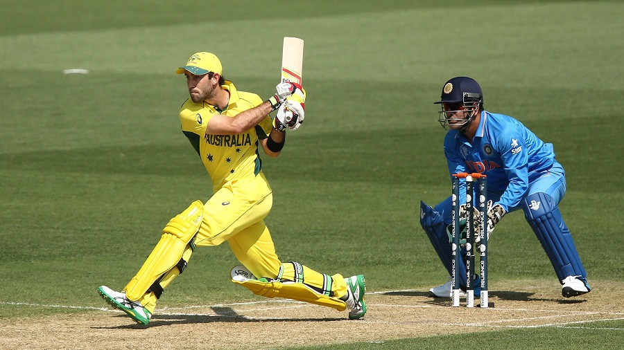 Australia thump India in World Cup warm-up
