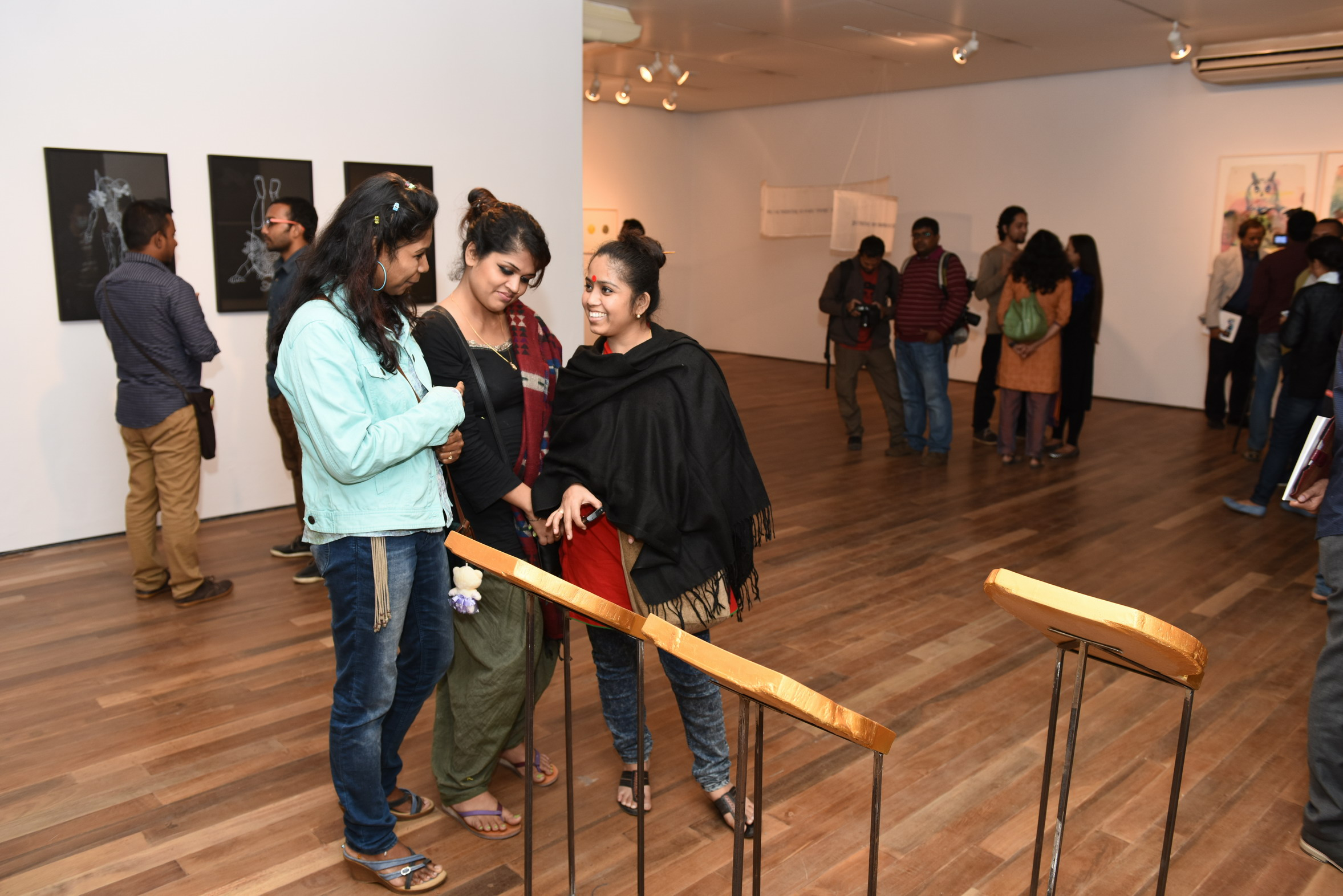 Group exhibition at Bengal Gallery