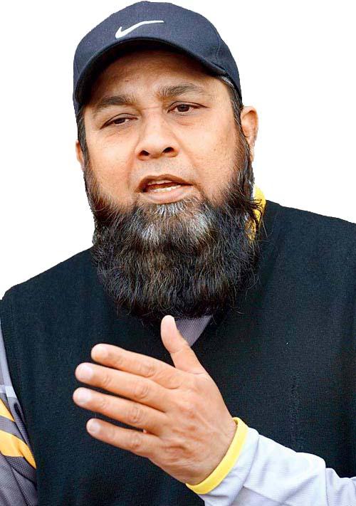 Pakistan inexperience, 'excess baggage' worries Inzamam