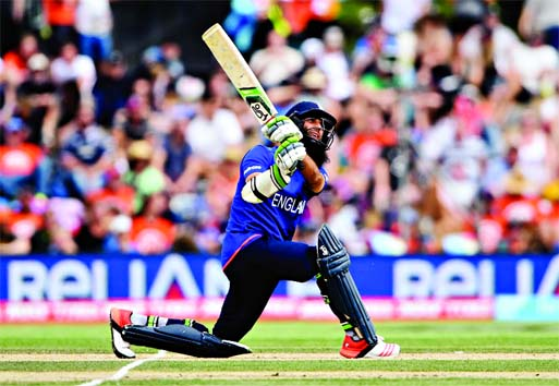 Moeen rescues England