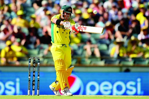 Australia post record score to win over Afghanistan