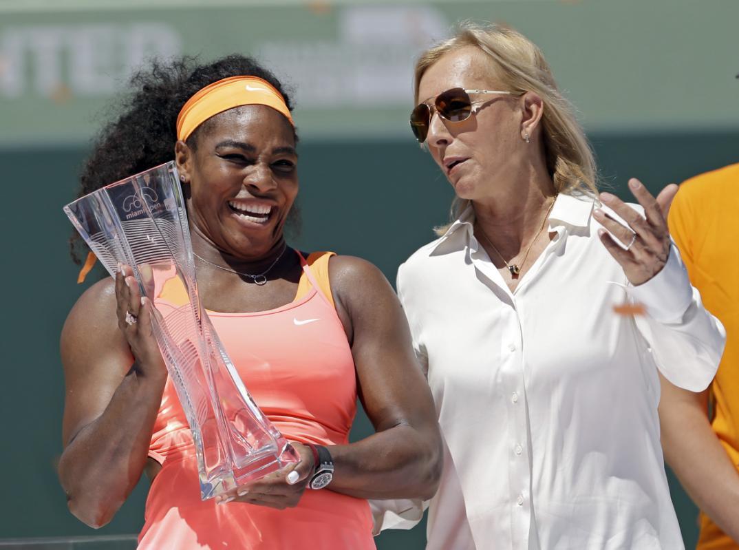 Serena Williams wins Miami title