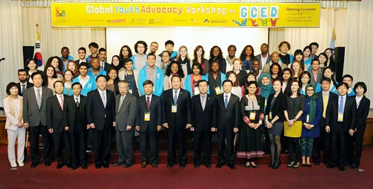 My experiences at UNESCO's Global Youth Advocacy Workshop on GCED