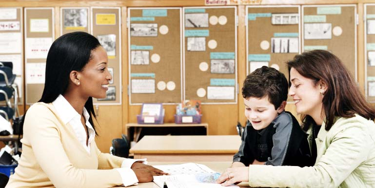 School-parent cooperation for supporting children's learning