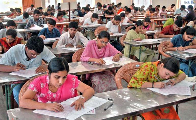 Importance of test and examination at college level