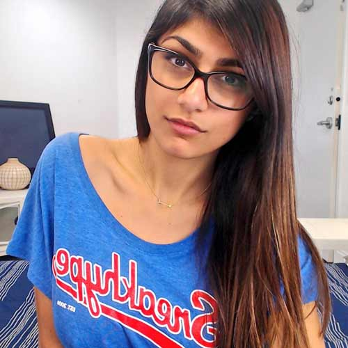 wholesale dealer 1d5d7 70a15 I am never stepping foot in India: Mia Khalifa - The New Nation