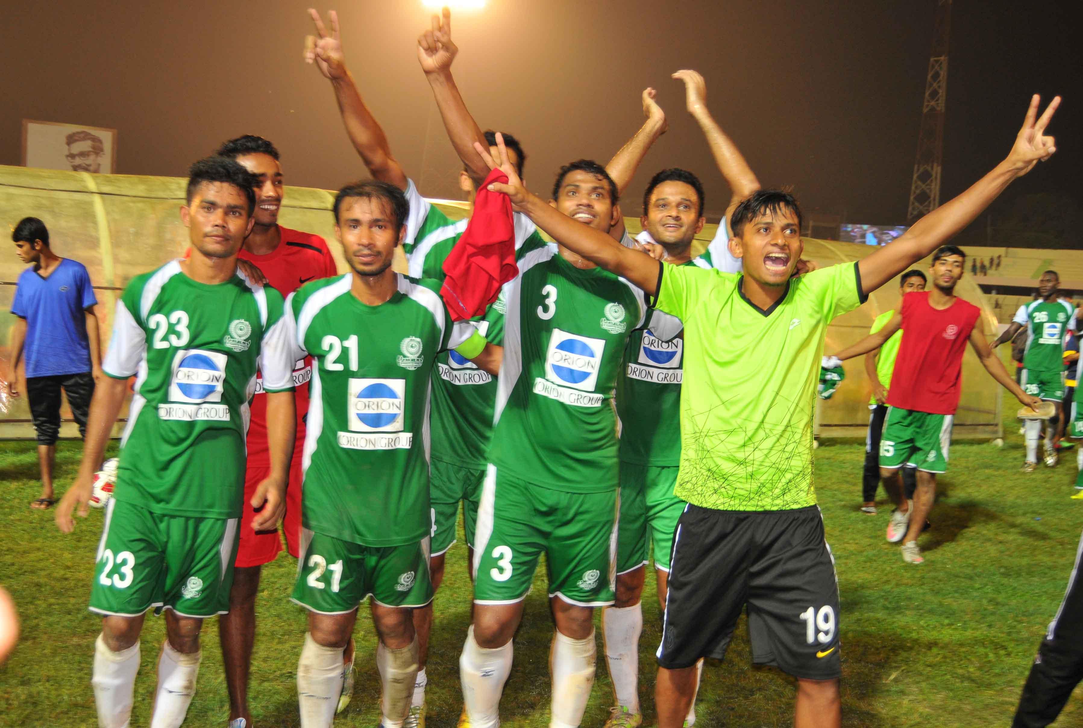 Resultado de imagem para Mohammedan Sporting Club (Chittagong)