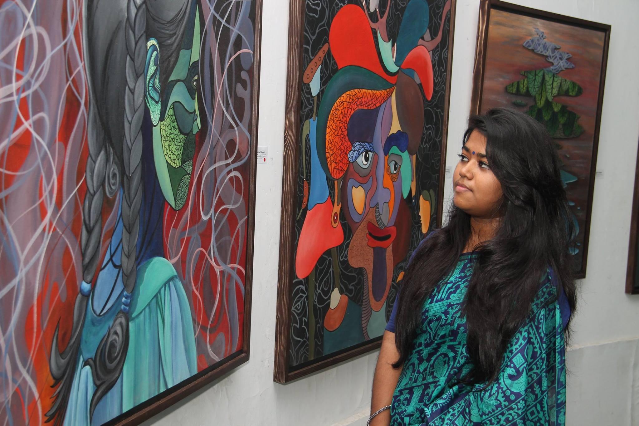 Group exhibition 'Ten Dimensions'