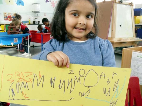 Helping children become writers