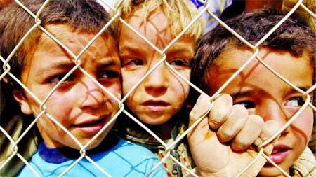 UK to give sanctuary to unaccompanied refugee children