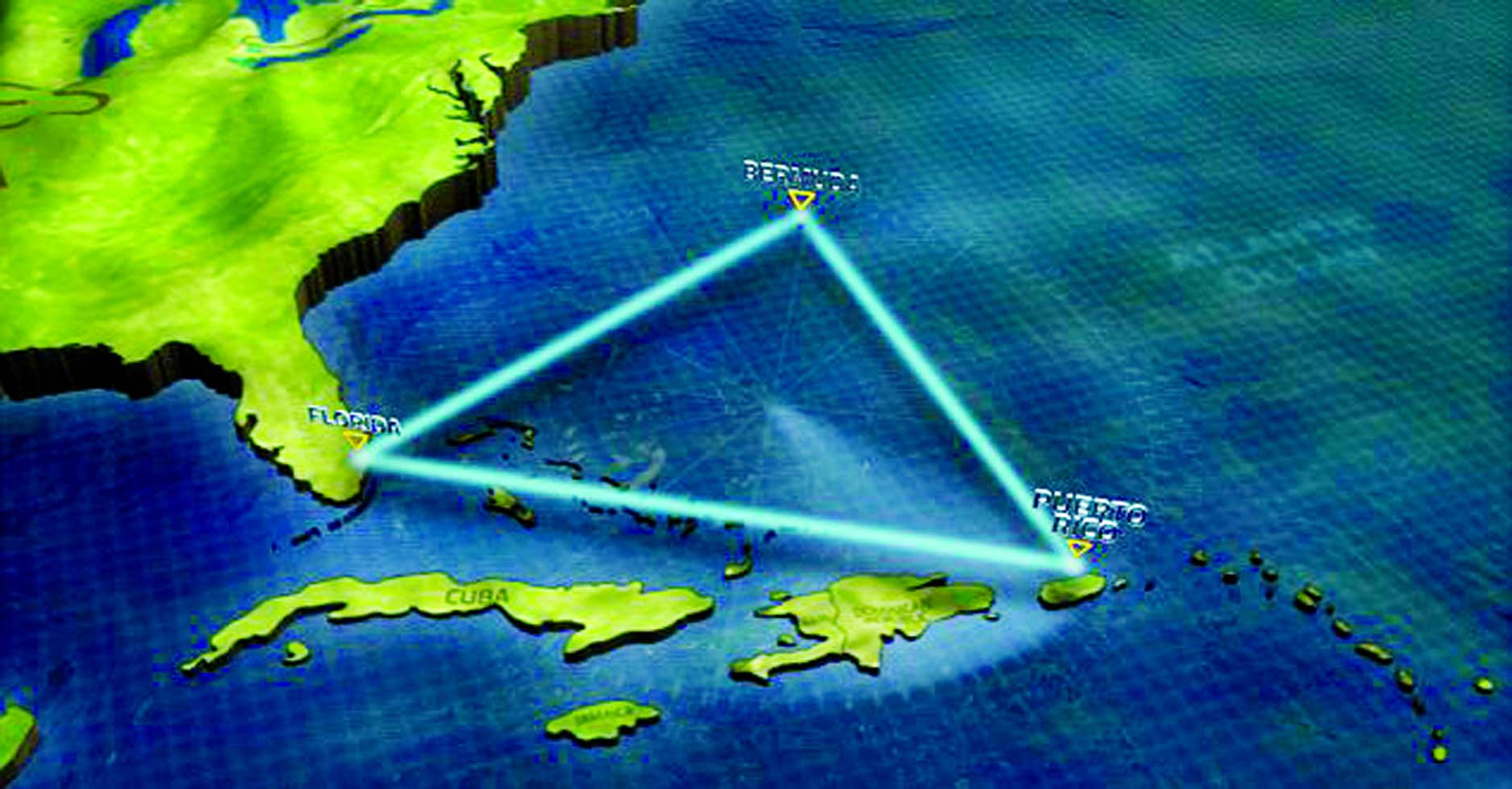 an analysis of the mystery surrounding the bermuda triangle