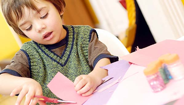 Why art is important for young children