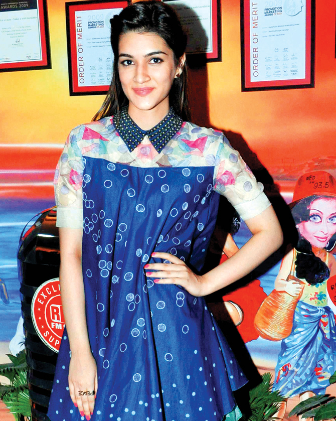 kriti sanon to step in a new territory the new nation
