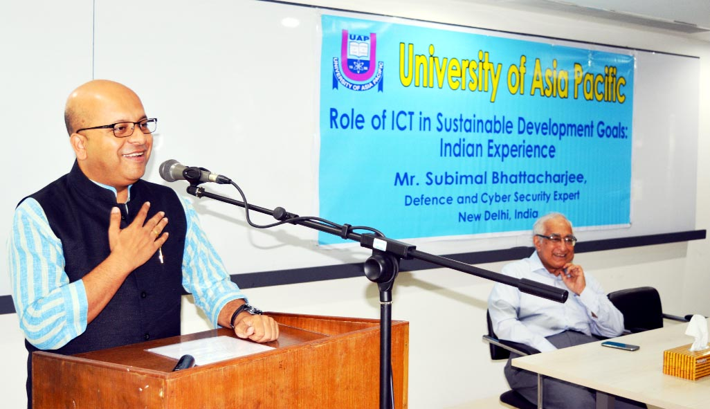 ICT in sustainable goals : Indian Experience