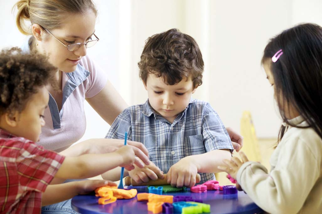 Play in preschool : Why it matters