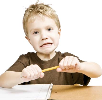 Signs of stress in children and how to help