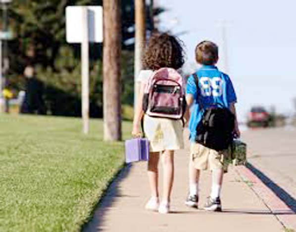 Backpack to school: Finding the perfect bag for your child