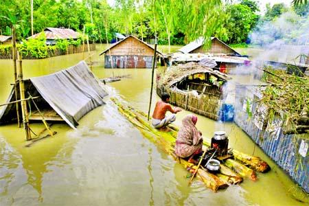 Flood situation worsens further