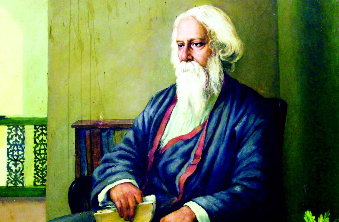 a versatile genius rabindranath tagore the new nation a versatile genius rabindranath tagore
