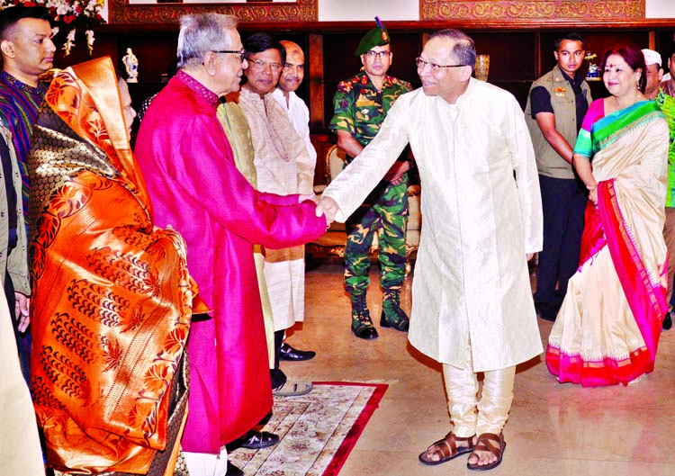 President for strengthening religious harmony