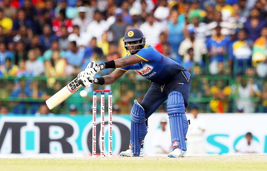 Sri Lanka beat Australia by 82 runs in 2nd ODI