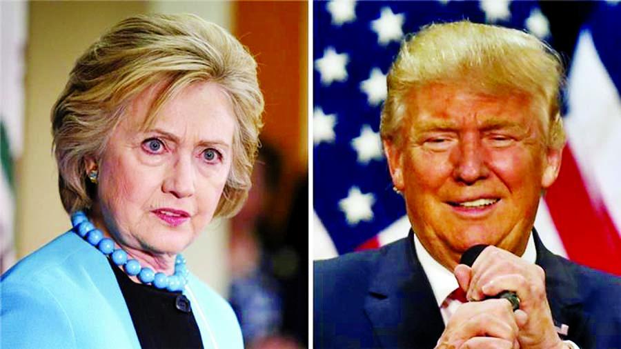 Hillary vs Trump debate today