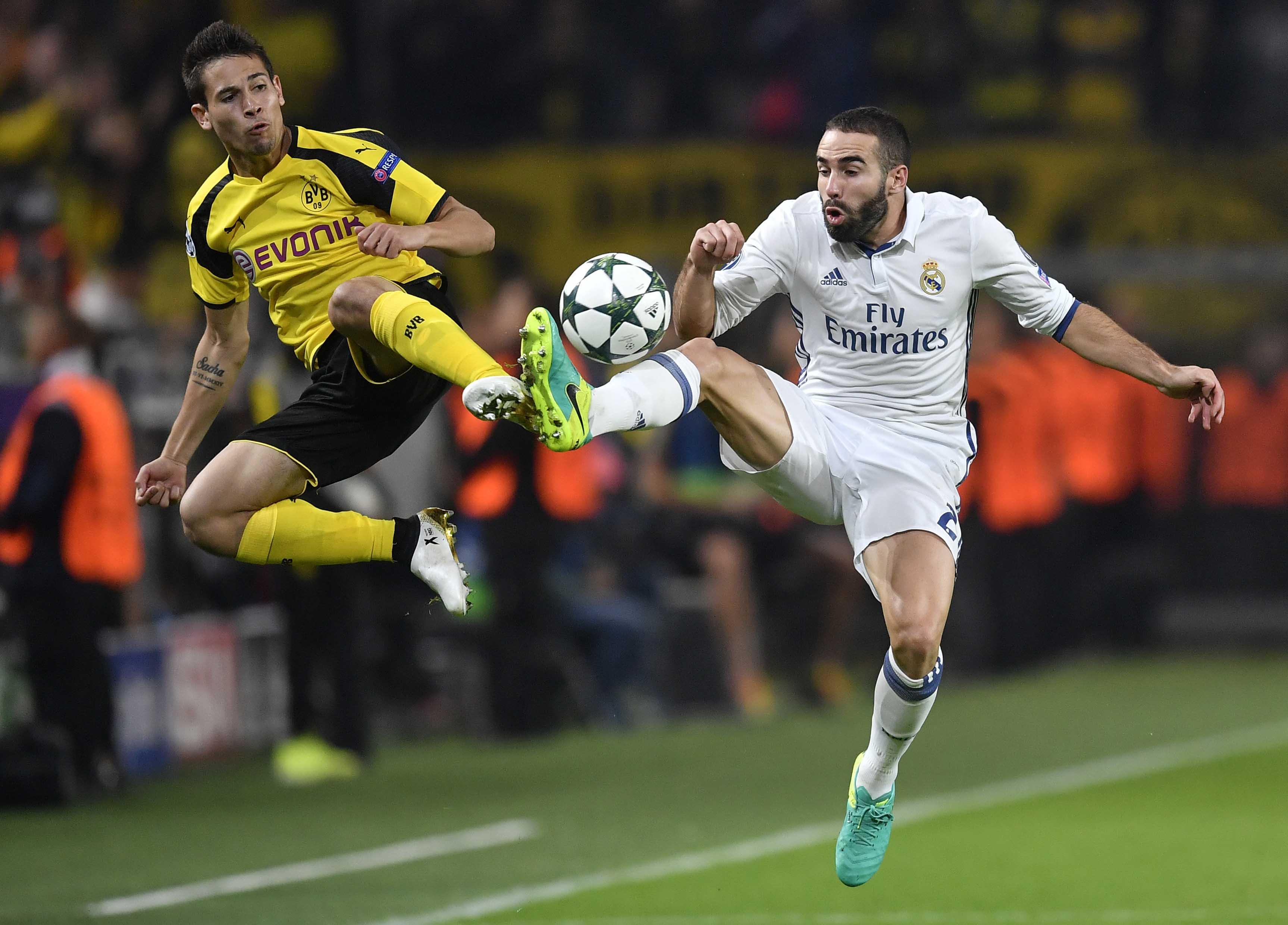 Ronaldo scores but Dortmund rallies in latest Madrid setback