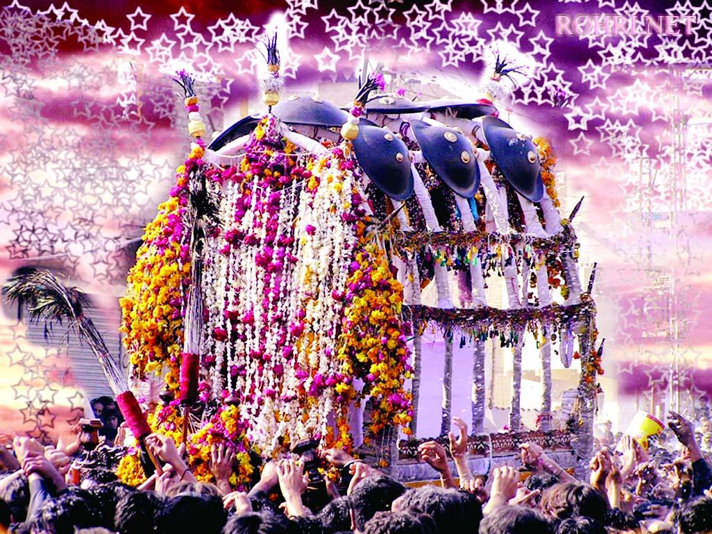 Ashura : The unforgettable tragedy