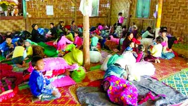 More fleeing Rohingyas pushed back