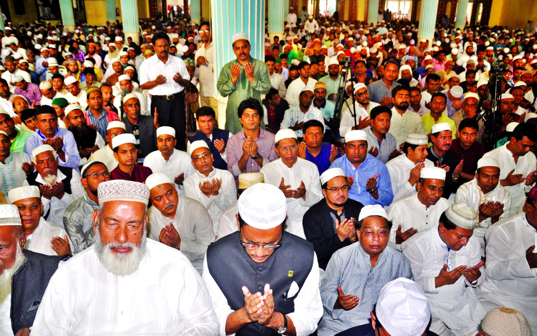 AL holds prayers for long life of Hasina
