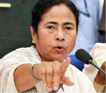 Mamata refuses to leave office until army retreats across Bengal