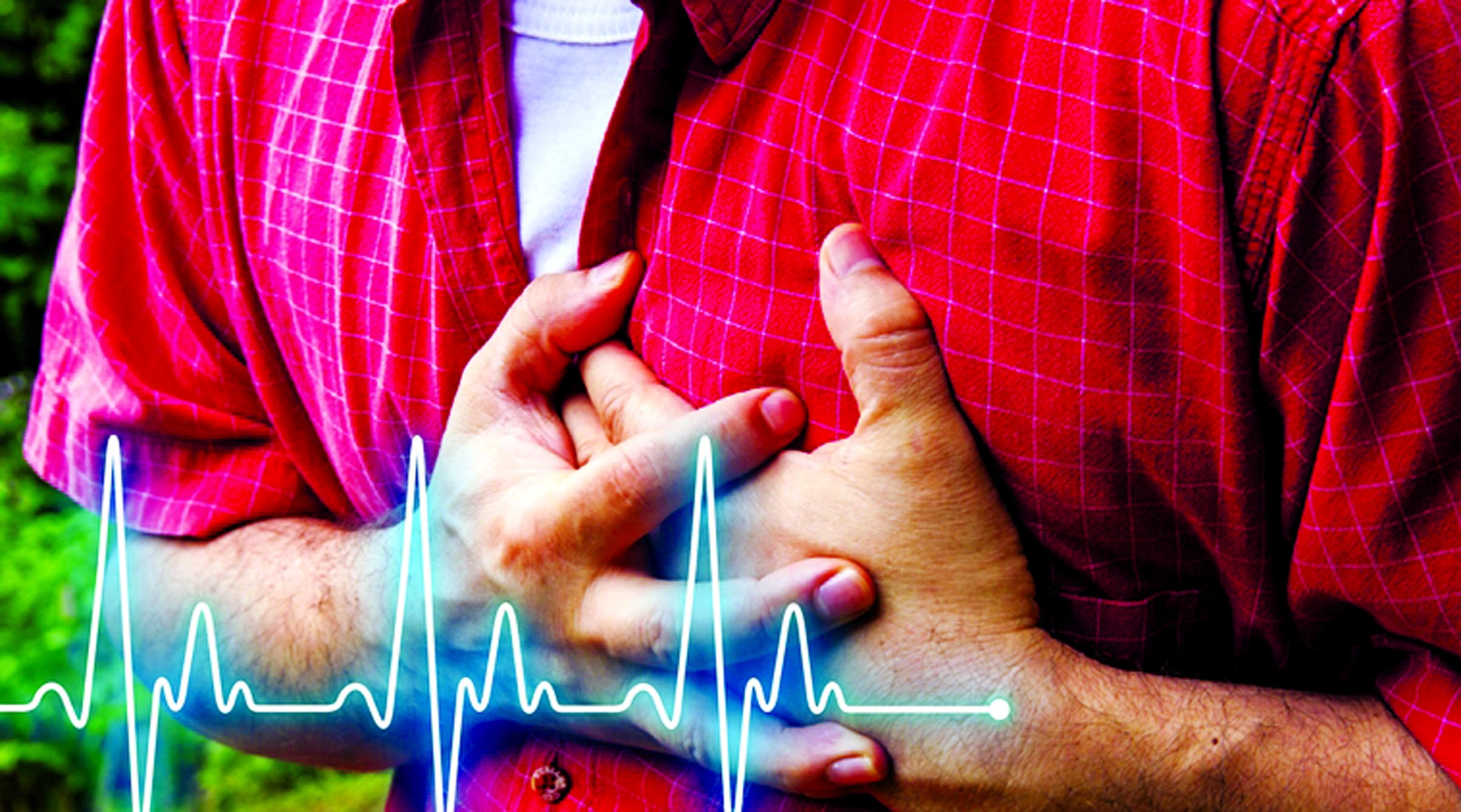 The findings imply a close link between the heart and brain even in presumably healthy individuals