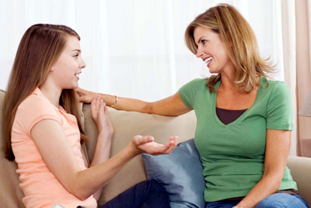 Parenting skills Tips for raising teens - Mayo Clinic