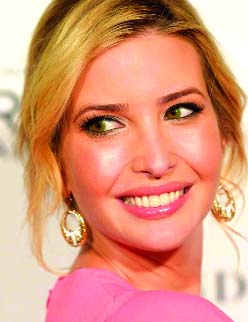 Give my dad a chance: Ivanka
