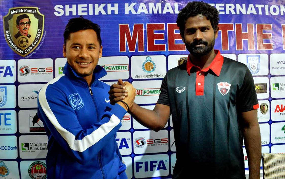 Foreign teams ready to lock horns in semis in Sheikh Kamal soccer